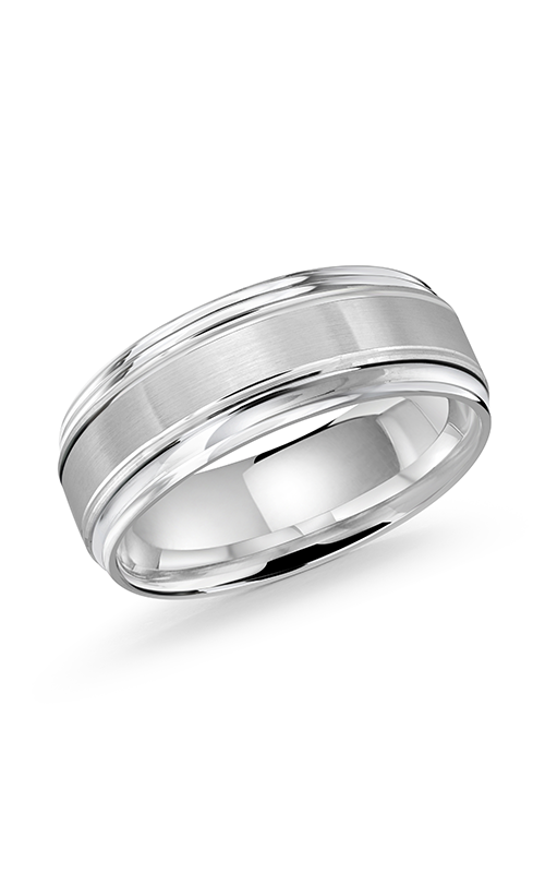 Malo Bands Carved Bands Wedding band M3-009-8W product image