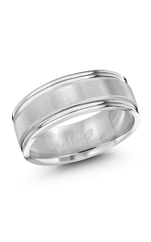 Malo Bands Carved Bands Wedding band M3-738-8W product image