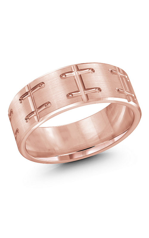 Malo Bands Carved Bands Wedding band M3-866-8P product image