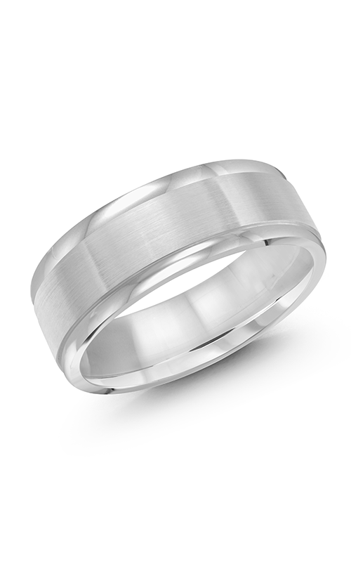 Malo Bands Carved Bands Wedding band M3-031-8W product image