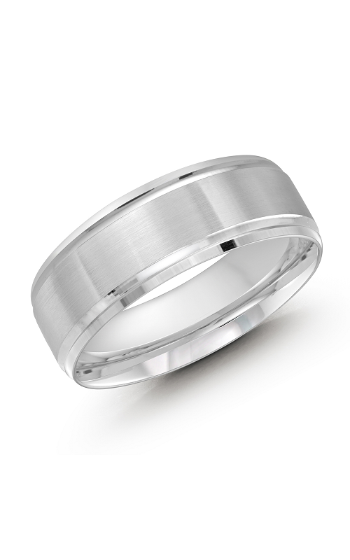Malo Bands Carved Bands Wedding band M3-411-8W product image