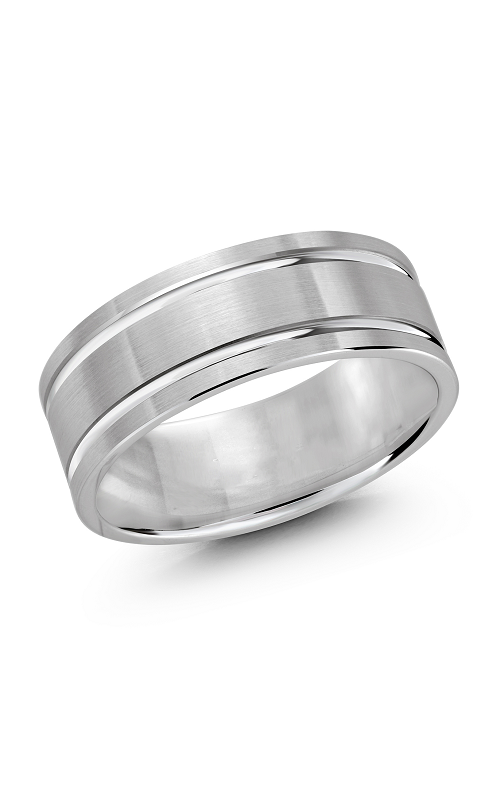 Malo Bands Carved Bands Wedding band M3-416-8W product image