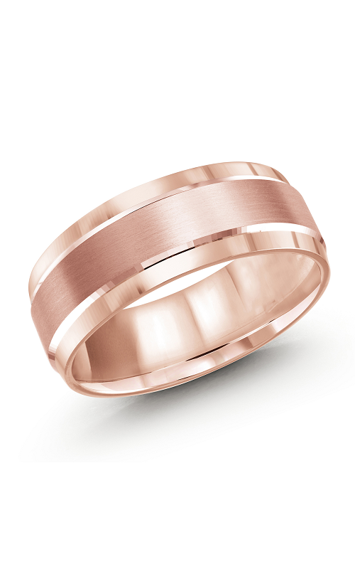 Malo Bands Carved Bands Wedding band M3-418-8P product image