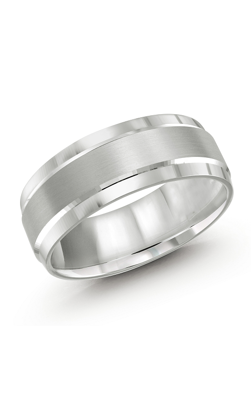 Malo Bands Carved Bands Wedding band M3-418-8W product image