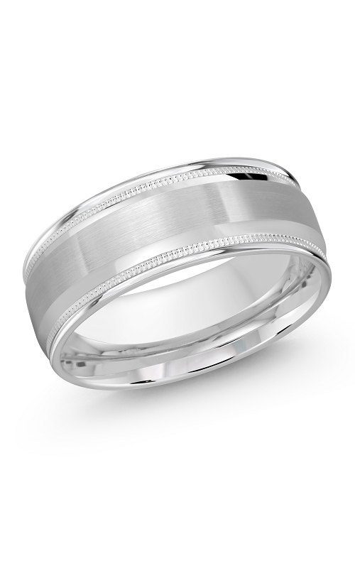 Malo Bands Carved Bands Wedding band M3-1162-8W product image