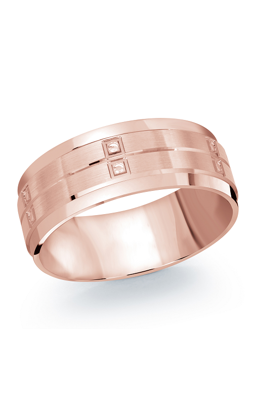 Malo Bands Carved Bands Wedding band M3-1202-8P product image