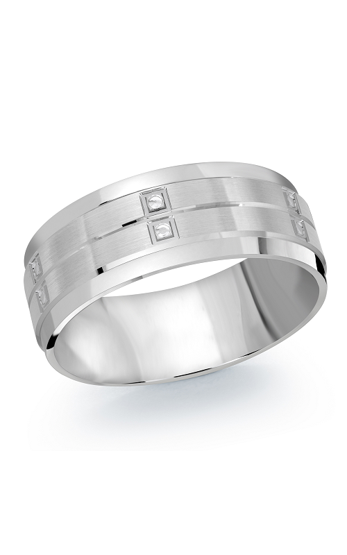 Malo Bands Carved Bands Wedding band M3-1202-8W product image