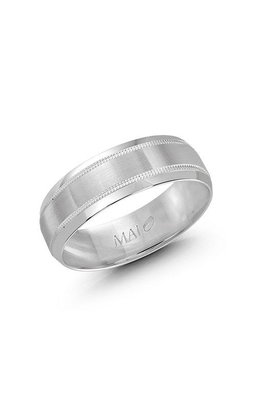 Malo Bands Carved Bands Wedding band M3-295-7W product image