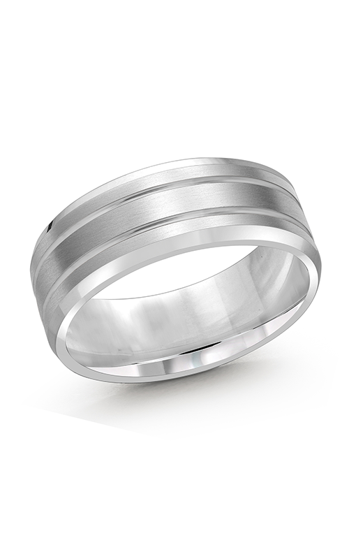 Malo Bands Carved Bands Wedding band M3-1130-8W product image