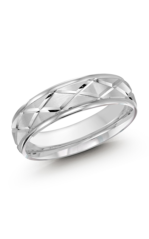 Malo Bands Carved Bands Wedding band M3-111-6W product image