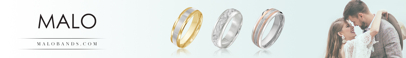 Malo Bands Men's Wedding Bands