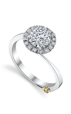 Mark Schneider Contemporary Engagement Ring Angelic 17240 product image