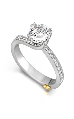 Mark Schneider Contemporary Engagement Ring Clarity 19055 product image