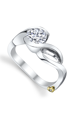 Mark Schneider Contemporary Engagement ring Fire 17205 product image