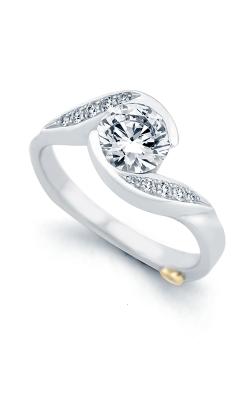 Mark Schneider Contemporary Engagement Ring Whirlwind 17190 product image