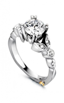 Mark Schneider Floral Engagement Ring Reminiscent 16210 product image