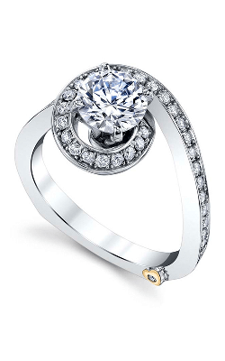 Mark Schneider Contemporary Engagement Ring Bewitch 20050 product image