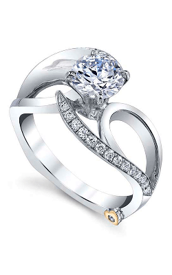 Mark Schneider Contemporary Engagement Ring 20111 product image