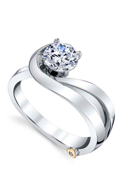 Mark Schneider Contemporary Engagement Ring Glow 20152 product image