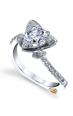 Mark Schneider Floral Engagement ring Lotus 20090 product image