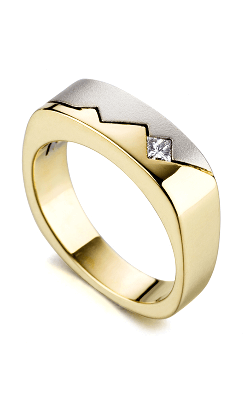Mark Schneider Men's Wedding Bands Wedding Band Bolt 15123 product image