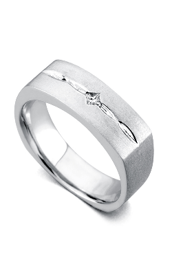 Mark Schneider Men's Wedding Bands Wedding Band Dashing 19570 product image