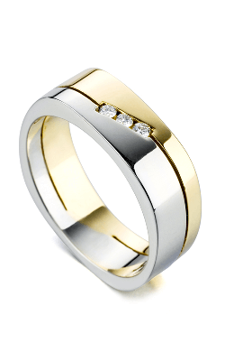 Mark Schneider Men's Wedding Bands Wedding Band Distinction 15043 product image