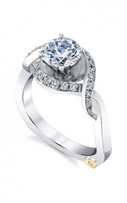 Mark Schneider Contemporary Engagement ring Dahlia 20290 product image