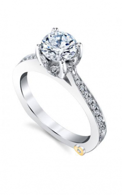 Mark Schneider Contemporary Engagement Ring Finesse 20230 product image