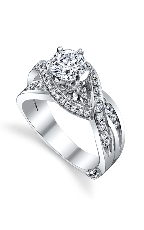 Mark Schneider Contemporary Engagement ring Bedazzle 15325 product image