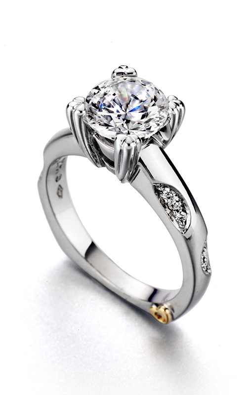 Mark Schneider Contemporary Engagement ring Cosmic 19520 product image