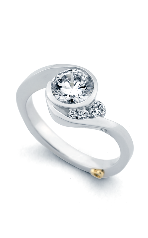Mark Schneider Contemporary Engagement ring Escape 15182 product image