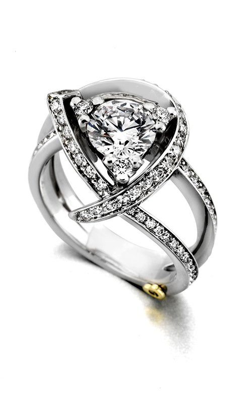Mark Schneider Contemporary Engagement ring Luxury 15330 product image