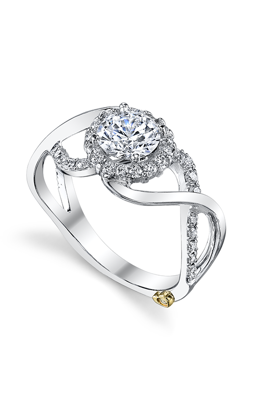 Mark Schneider Contemporary Engagement ring Opulent 17265 product image