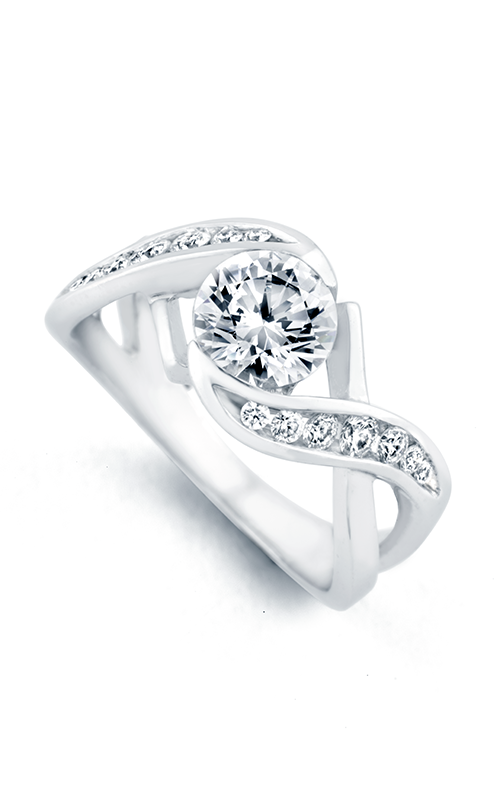 Mark Schneider Contemporary Engagement ring Soul Mate 17215 product image
