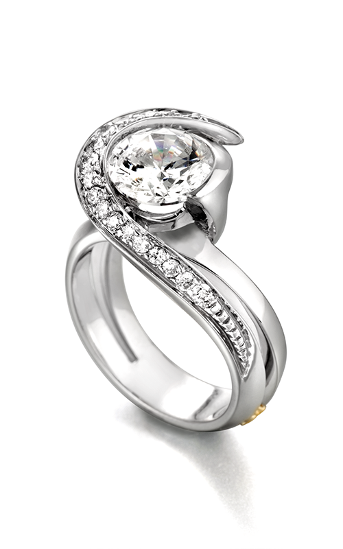 Mark Schneider Contemporary Engagement ring Vision 19345 product image