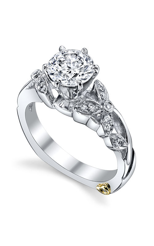 Mark Schneider Floral Engagement ring Adore 15430 product image