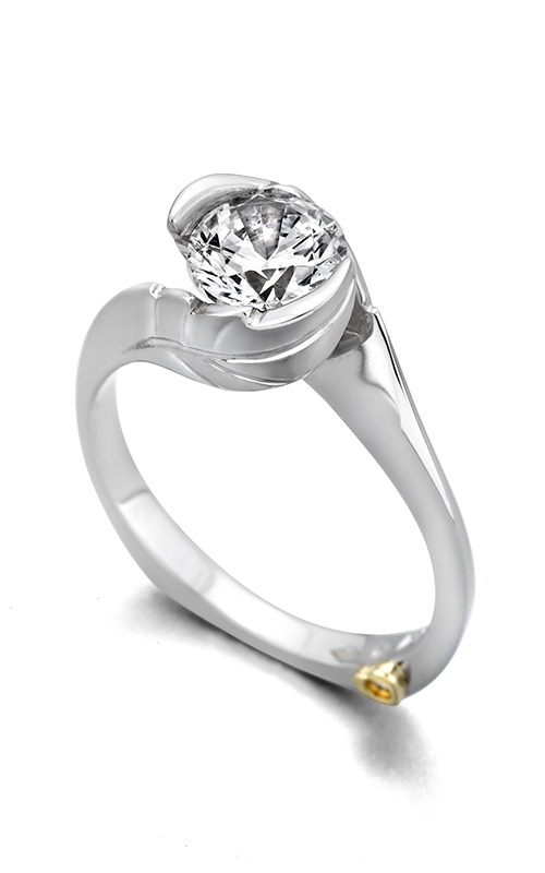 Mark Schneider Floral Engagement ring Fawn 19860 product image
