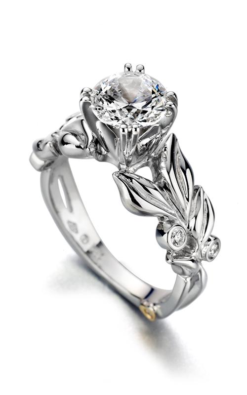 Mark Schneider Floral Engagement ring Flora 19555 product image