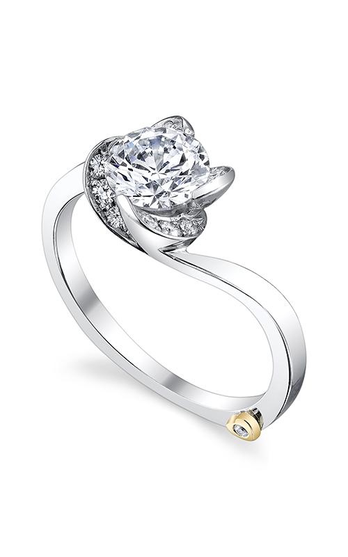 Mark Schneider Floral Engagement ring Rose 17225 product image