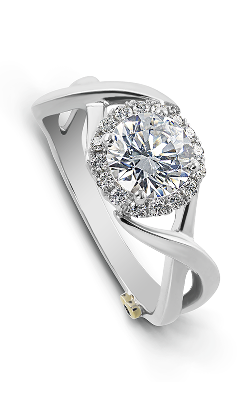 Mark Schneider Contemporary Engagement ring Aura 17255 product image