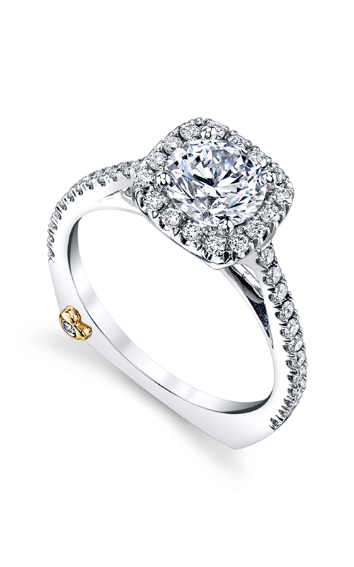 Mark Schneider Contemporary Engagement ring Blush 17655 product image