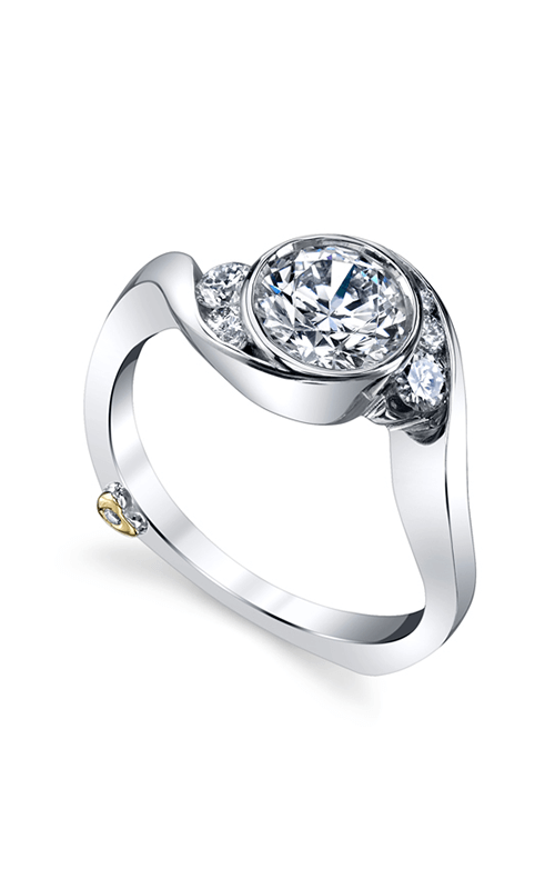 Mark Schneider Contemporary Engagement ring Celestial 17620 product image
