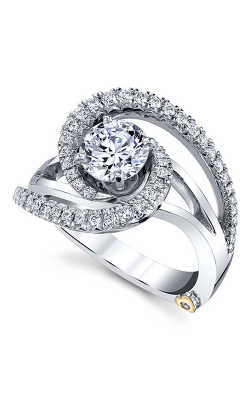 Mark Schneider Contemporary Engagement ring Constellation 20171 product image