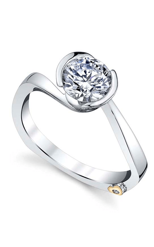 Mark Schneider Contemporary Engagement ring Crush 17681 product image