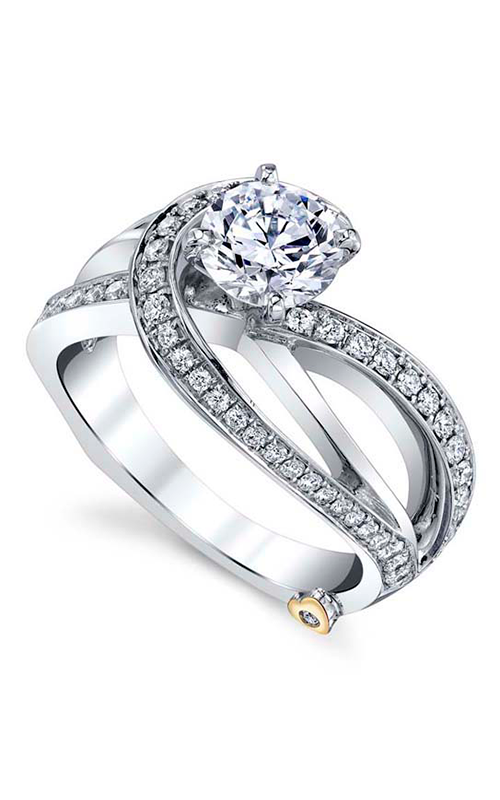 Mark Schneider Contemporary Engagement ring Faithful 20140 product image