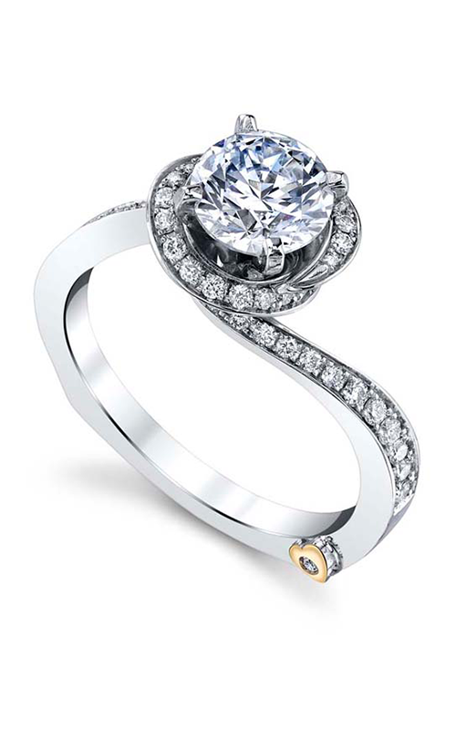 Mark Schneider Contemporary Engagement ring Fascination 20020 product image