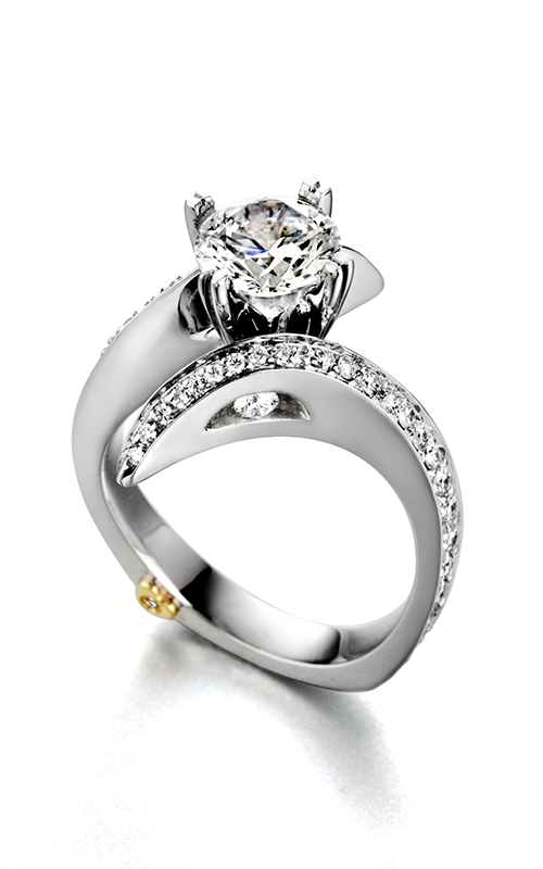 Mark Schneider Contemporary Engagement ring Graceful 18995 product image