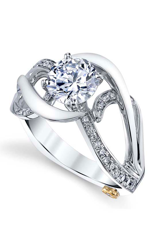 Mark Schneider Contemporary Engagement ring Hypnotic 20070 product image