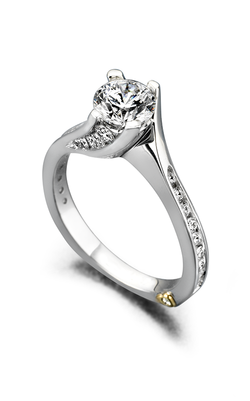 Mark Schneider Contemporary Engagement ring Irresistible 19185 product image